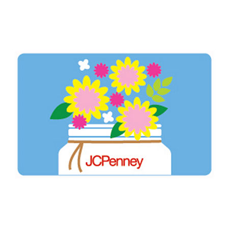 Flower Jar Gift Card, One Size , No Color Family