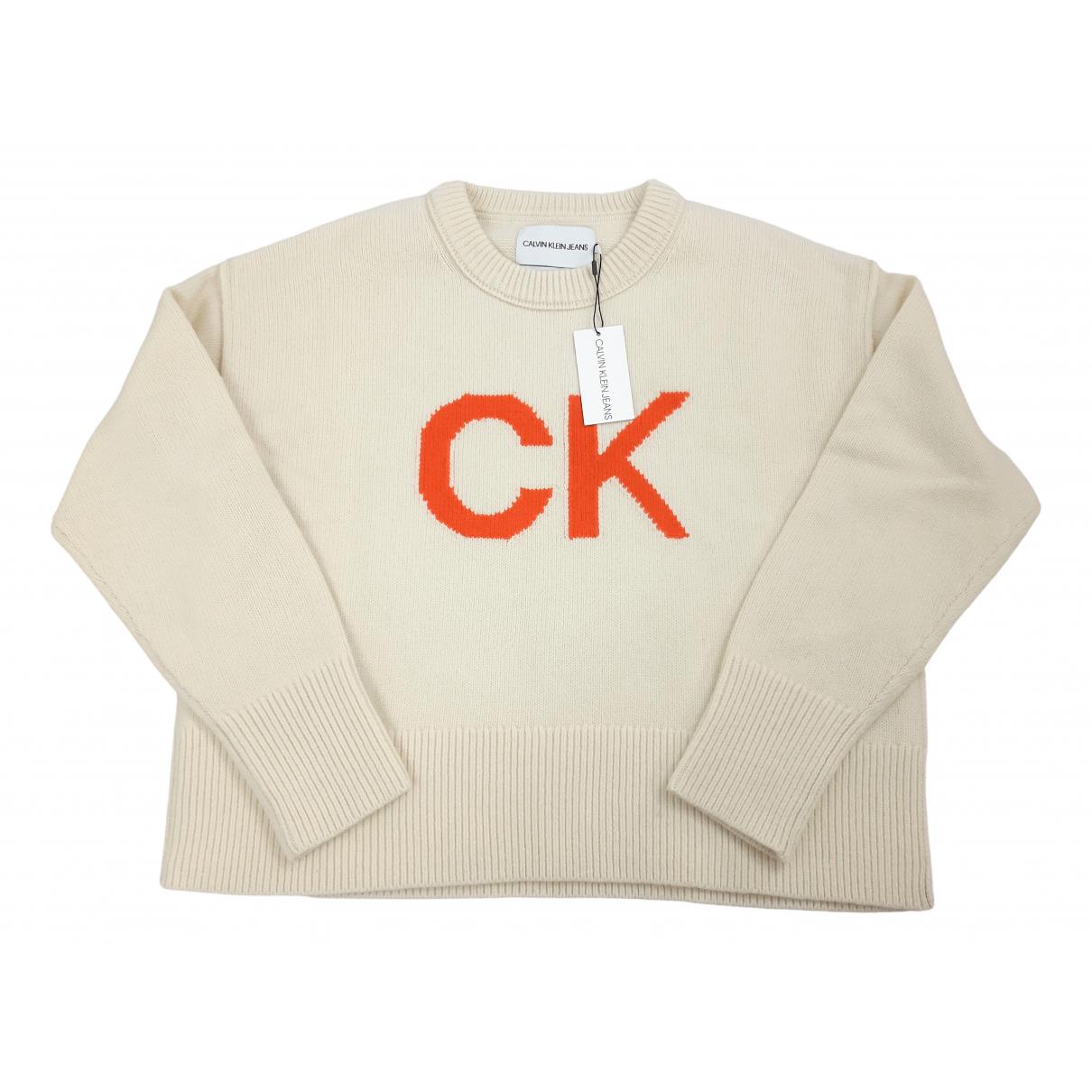 Sueter de Lana Calvin Klein