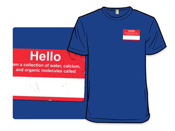 Collective Label T Shirt