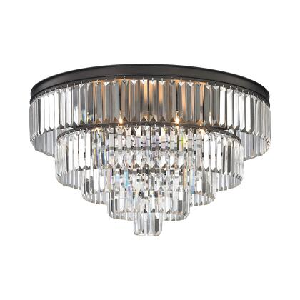15226/6 Palacial 6-Light Chandelier in Oil Rubbed