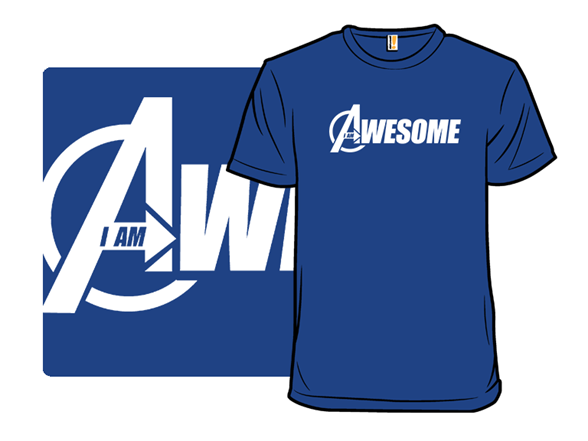 I'm Awesome! T Shirt