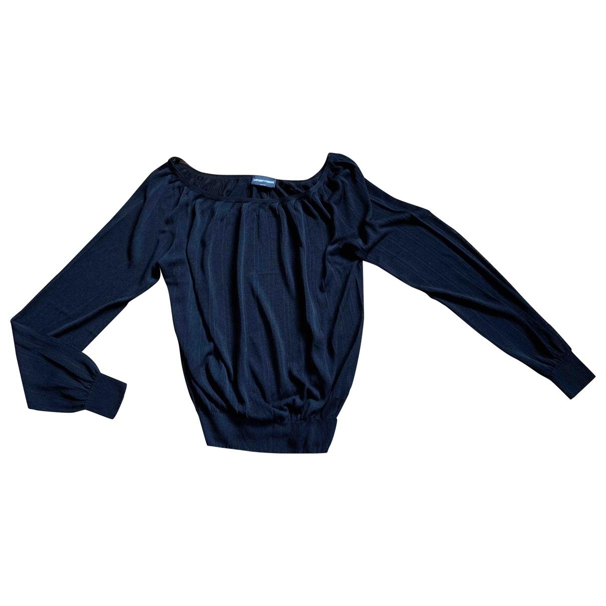 Emporio Armani \N Black Knitwear for Women L