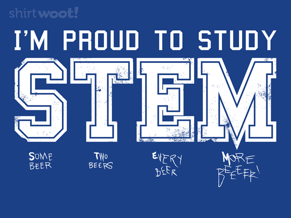 Proud Student T Shirt