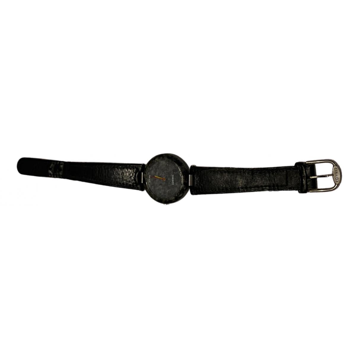 Tissot - Montre   pour homme en autre - noir