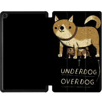 Amazon Fire 7 (2017) Tablet Smart Case - Underdog Overdog von Louis Ros