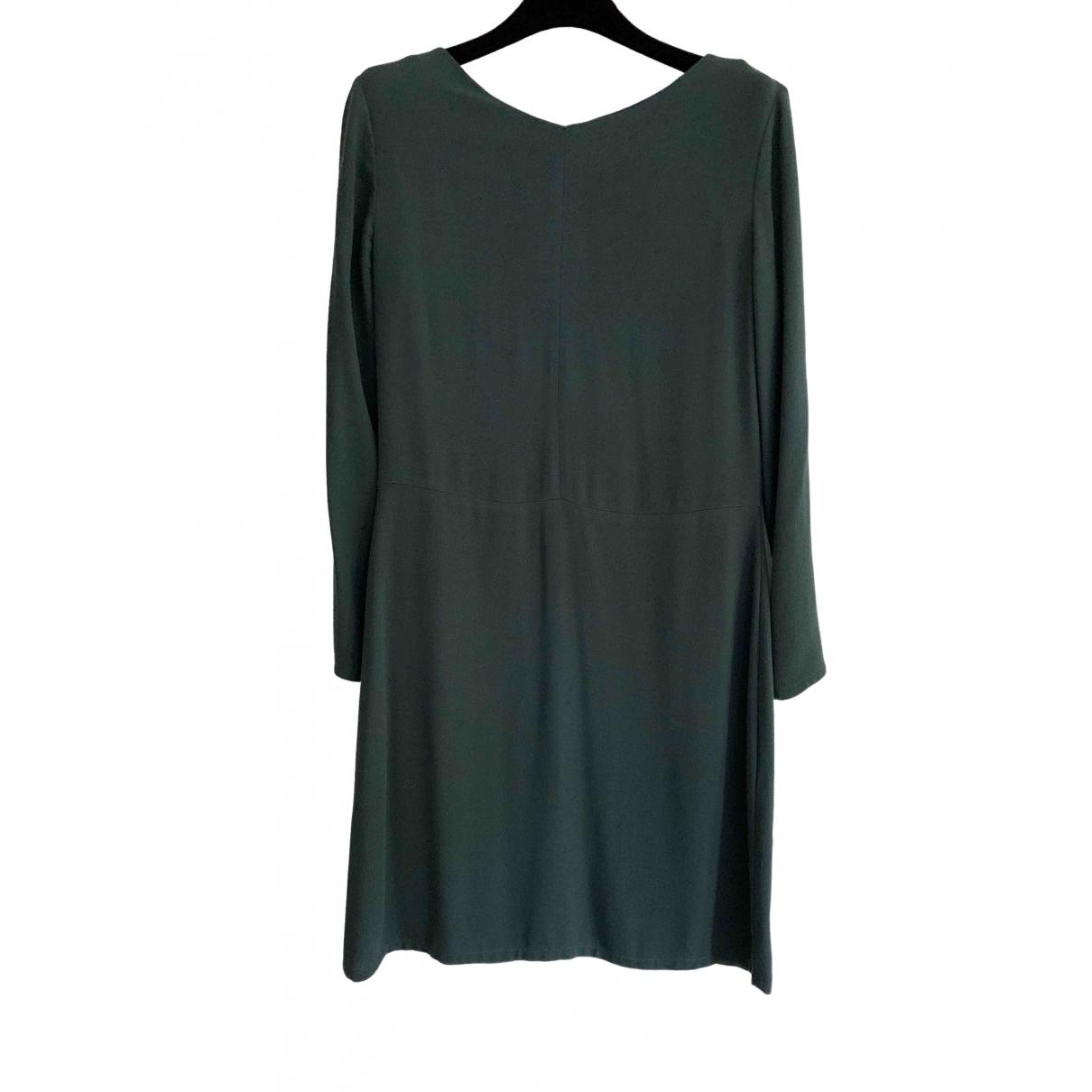 American Vintage \N Kleid in  Gruen Viskose