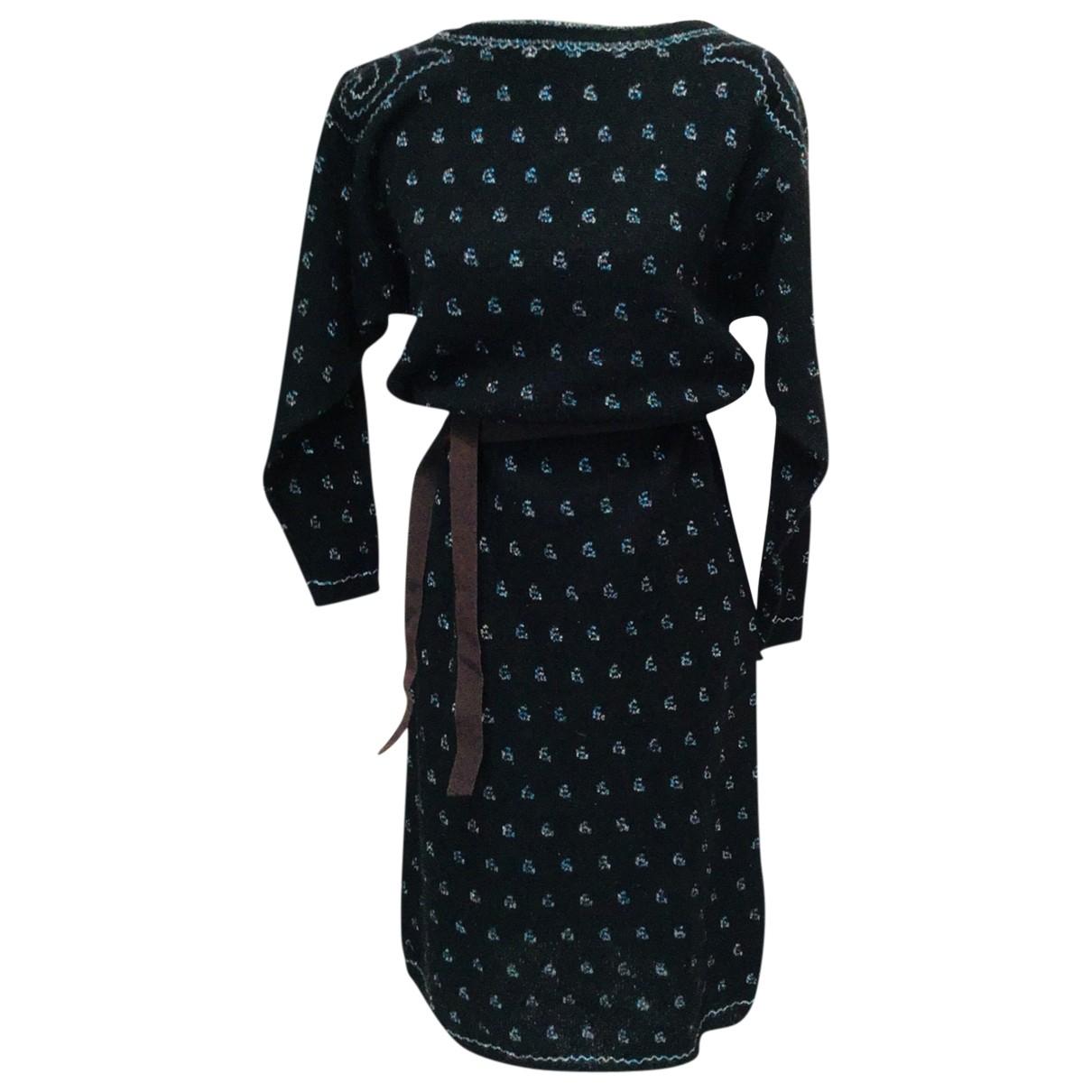 Yves Saint Laurent - Robe   pour femme - multicolore
