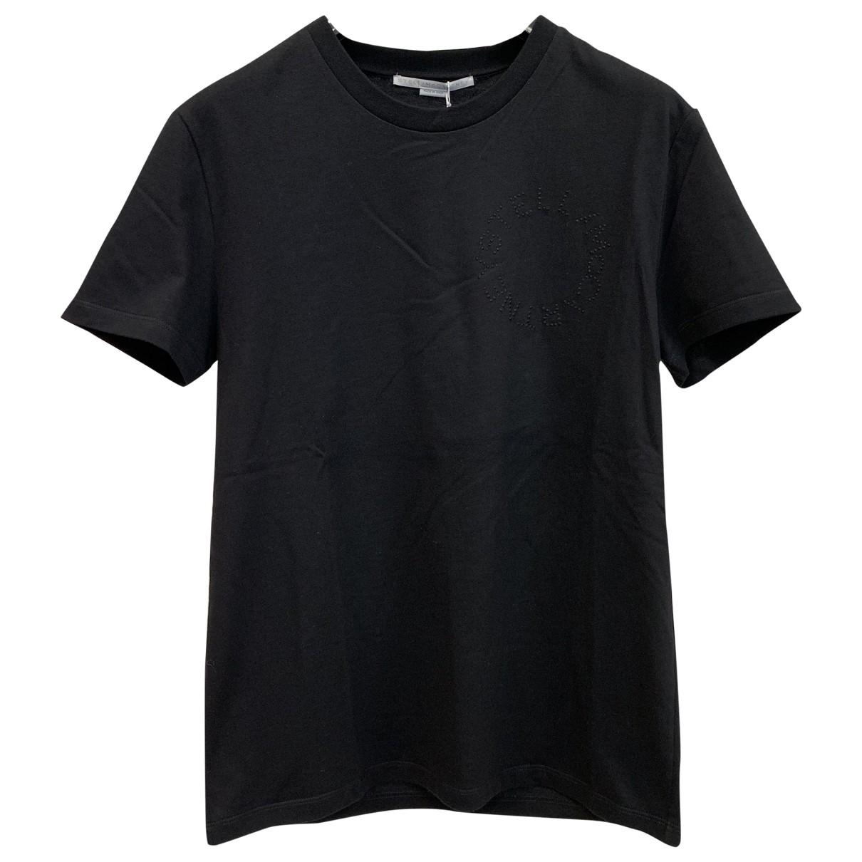Stella Mccartney \N T-Shirts in  Schwarz Baumwolle