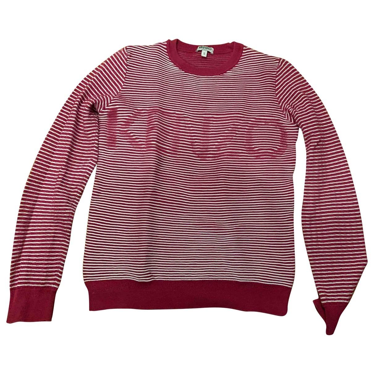 Kenzo \N Multicolour Cotton Knitwear for Women S International