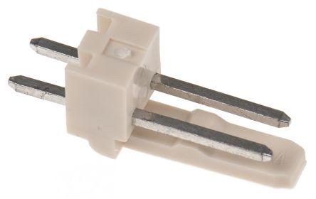 Molex , Mini-Latch, 5045, 2 Way, 1 Row, Straight PCB Header (5)