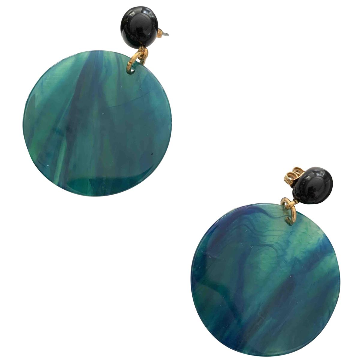 Whistles - Boucles doreilles   pour femme - vert