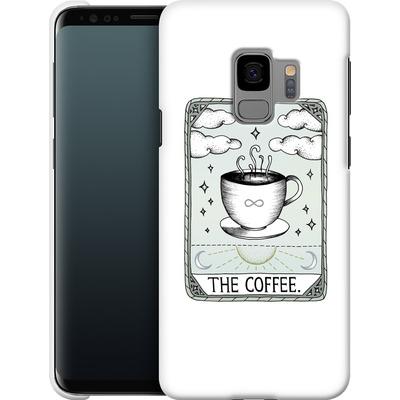 Samsung Galaxy S9 Smartphone Huelle - The Coffee von Barlena
