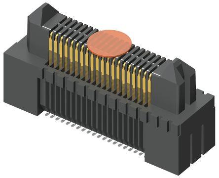 Samtec , Edge Rate ERM5, 40 Way, 2 Row, Straight PCB Header