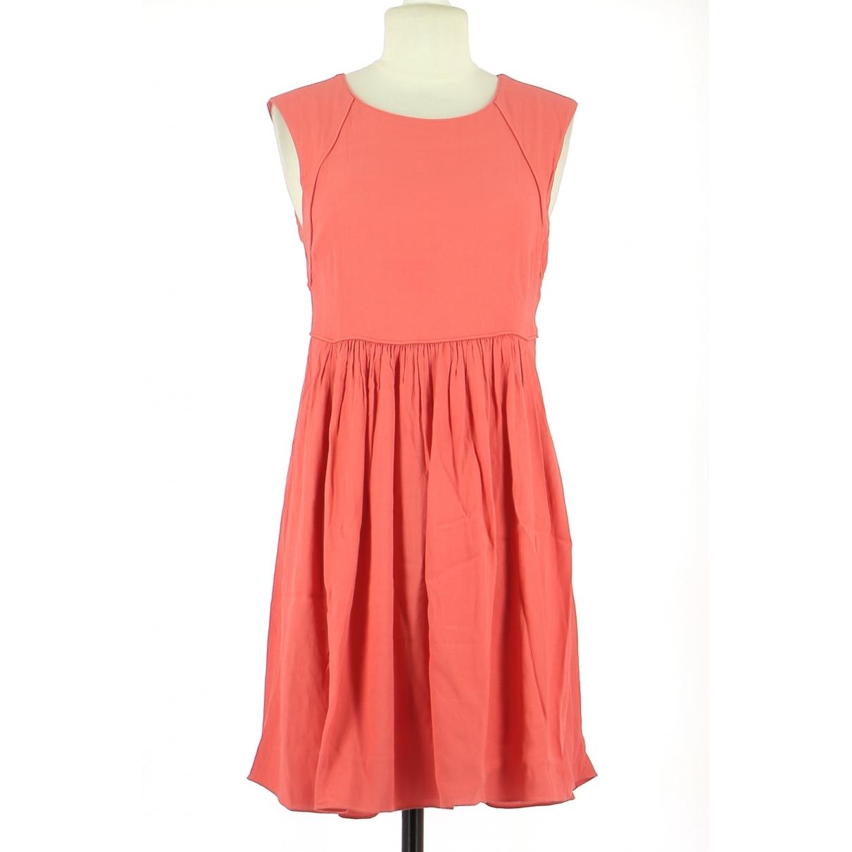 Comptoir Des Cotonniers - Robe   pour femme - orange