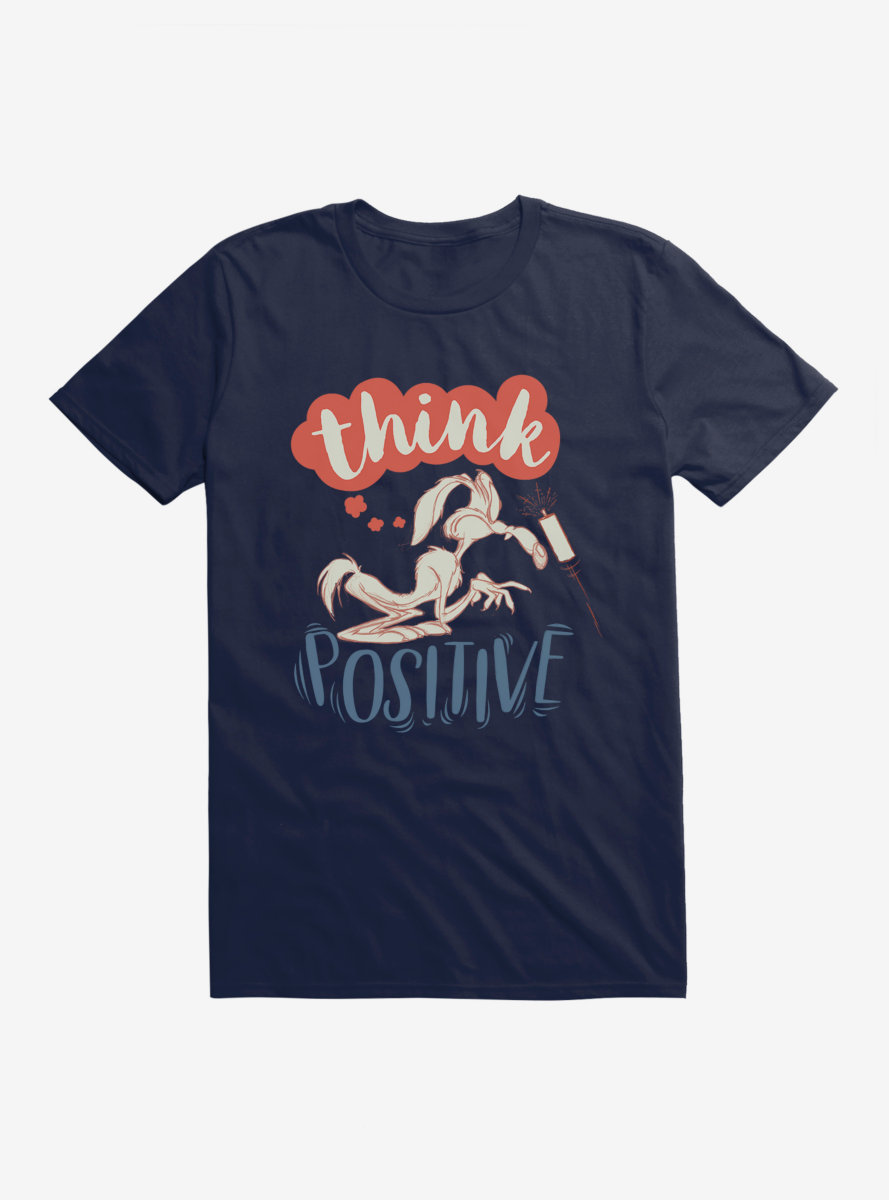 Looney Tunes Think Positive T-Shirt