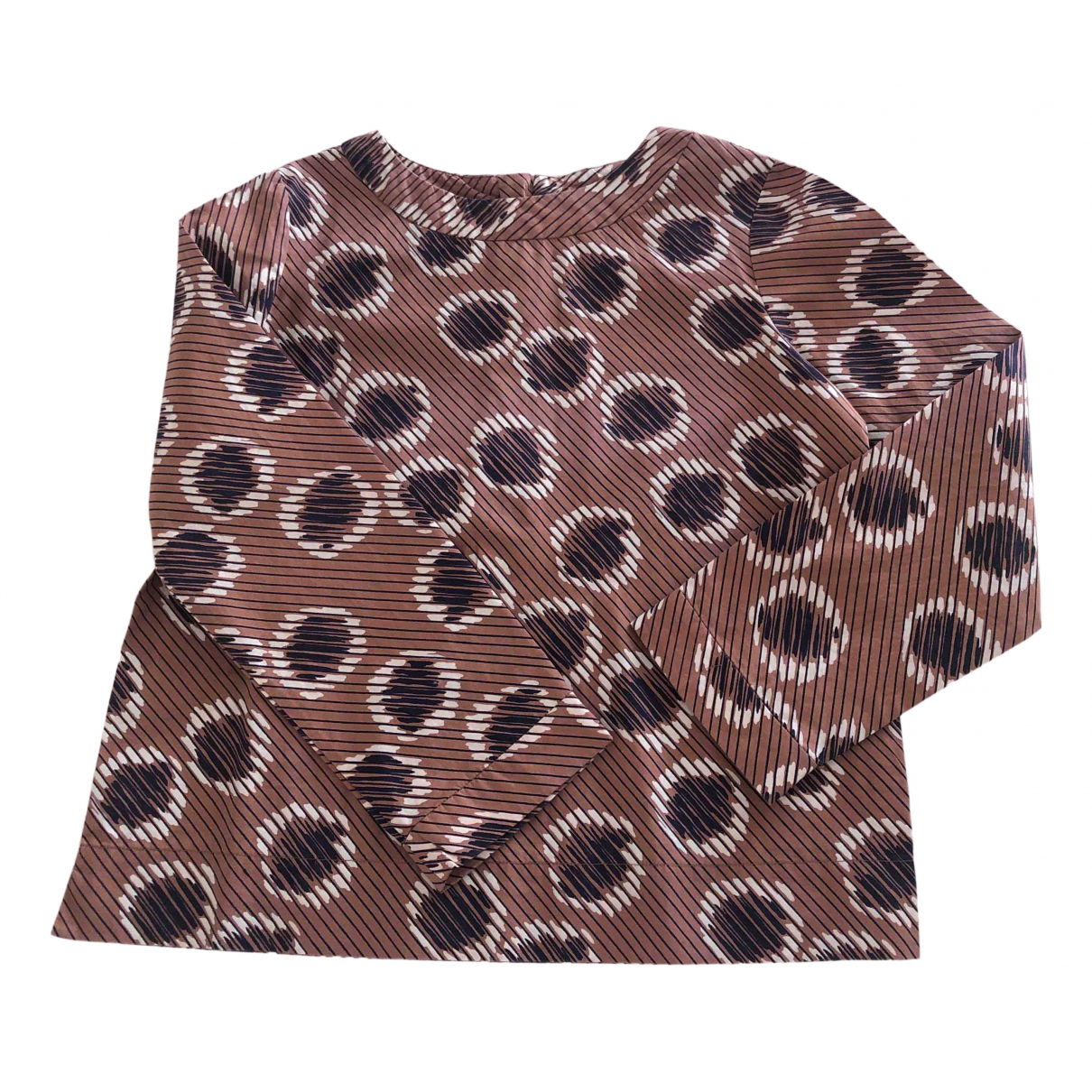 Bonpoint N Pink Cotton  top for Kids 8 years - up to 128cm FR