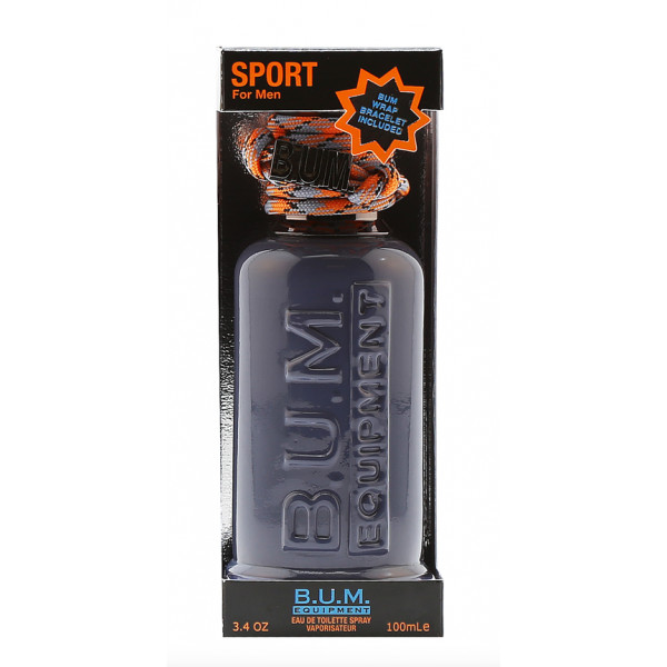 Sport For Men - B.U.M. Equipment Eau de toilette en espray 100 ML