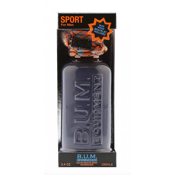 Sport For Men - B.U.M. Equipment Eau de toilette en espray 100 ML