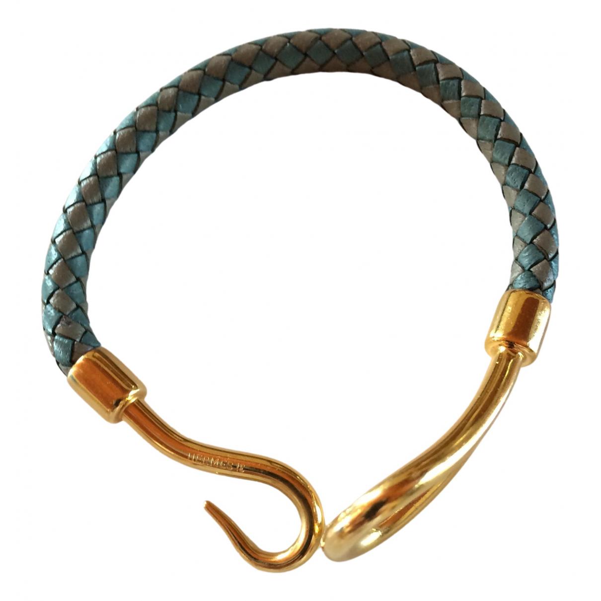 Hermes - Bracelet Jumbo pour femme en metal
