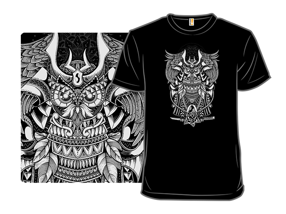 Supreme Samurai T Shirt