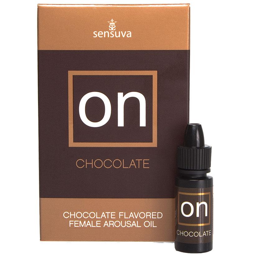 Sensuva Arousal Cream Chocolate