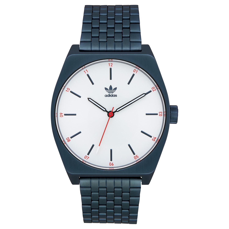 Adidas Men's Process M1 Z02 3032-00 Blue Stainless-Steel Quartz Fashion Watch
