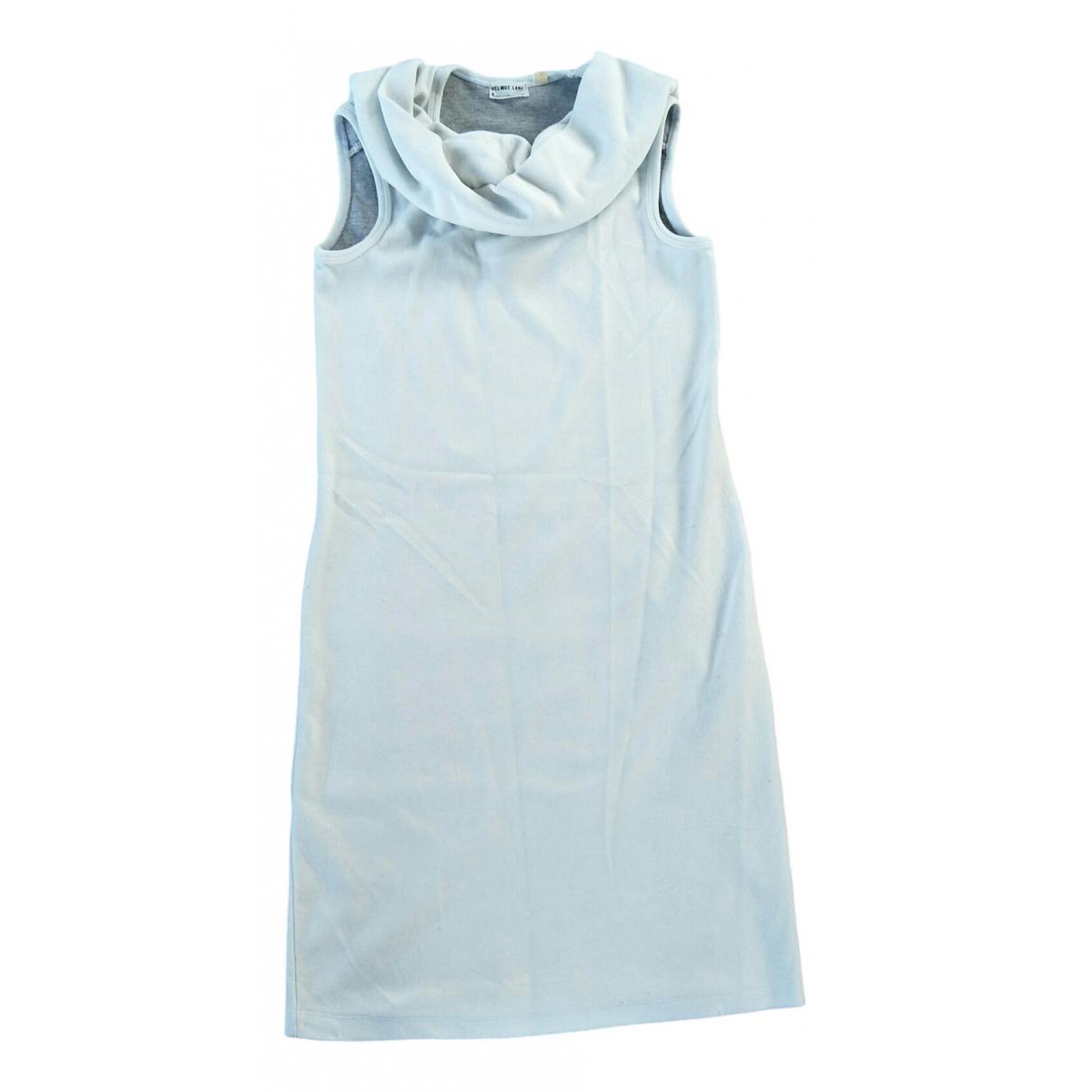 Helmut Lang - Robe   pour femme en coton - blanc