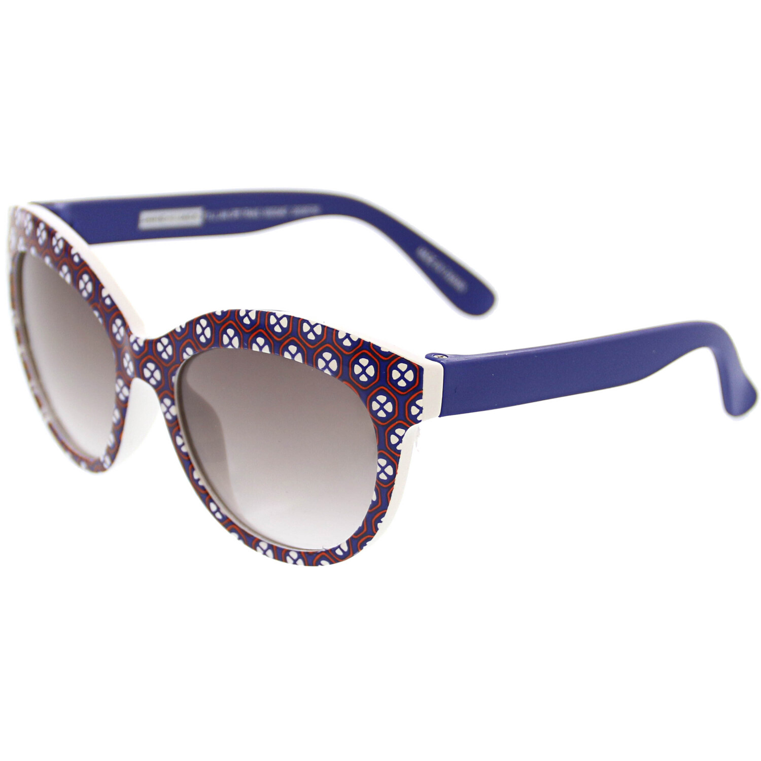 Janie And Jack Geo Floral Sunglasses 4 Up 200385762 Blue Butterfly