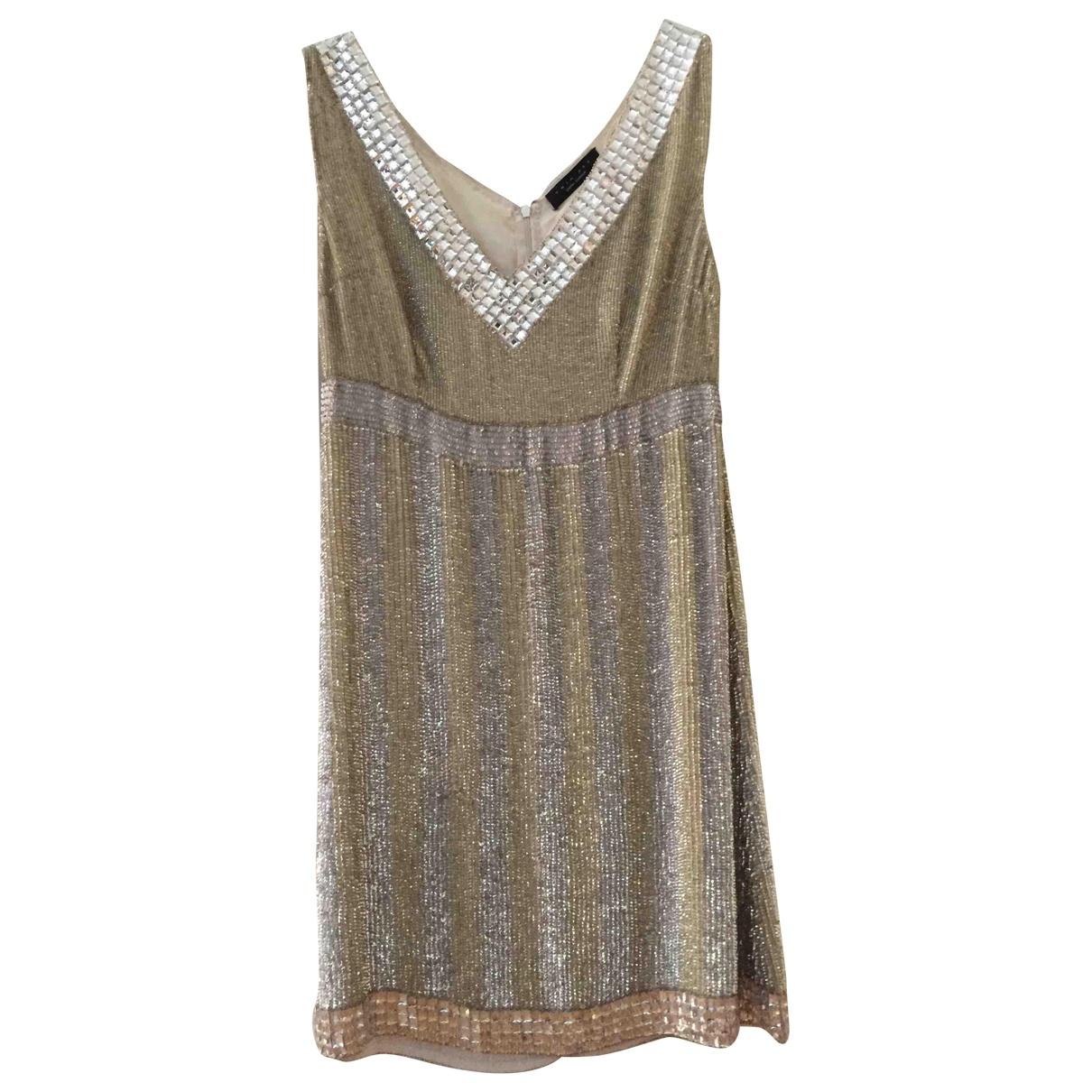 Twin Set \N Multicolour Glitter dress for Women 42 IT