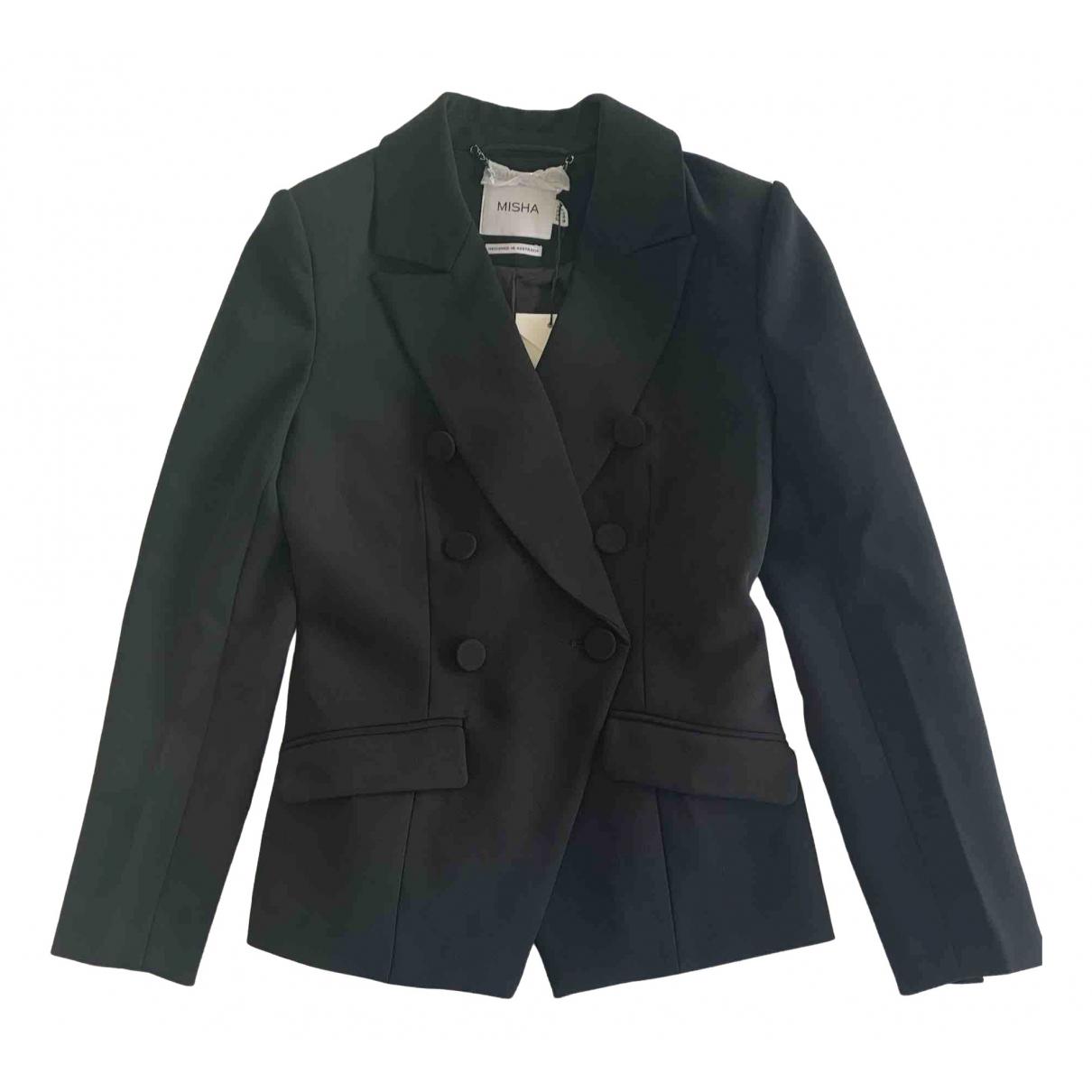 Misha Collection - Veste   pour femme - noir