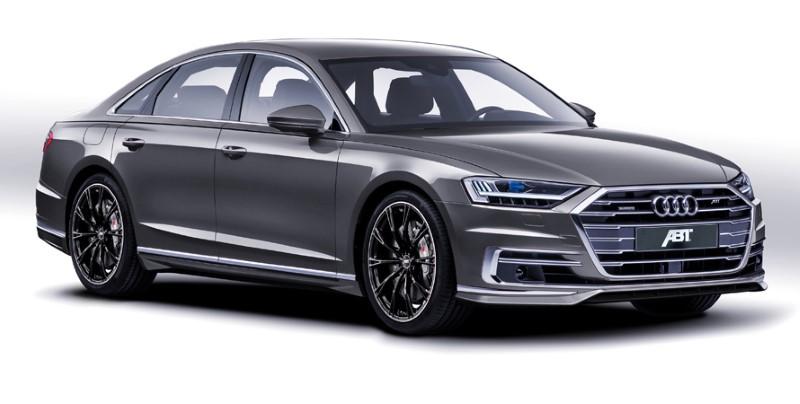 ABT 4N008001000 Sportsline Aerodynamic Package Audi A8 2019-2020