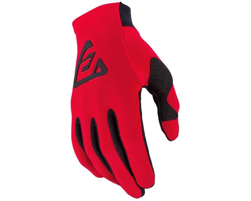 Answer 444671 AR2 Bold Glove Red Black LG