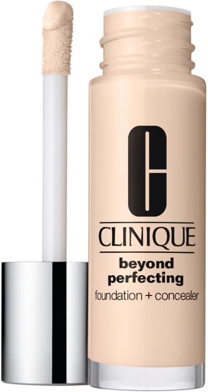 Beyond Perfecting Foundation + Concealer - CN 08 Linen (very fair, cool-neutral undertones)