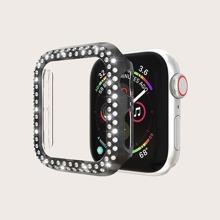 Apple Watch Etui mit Strass Dekor
