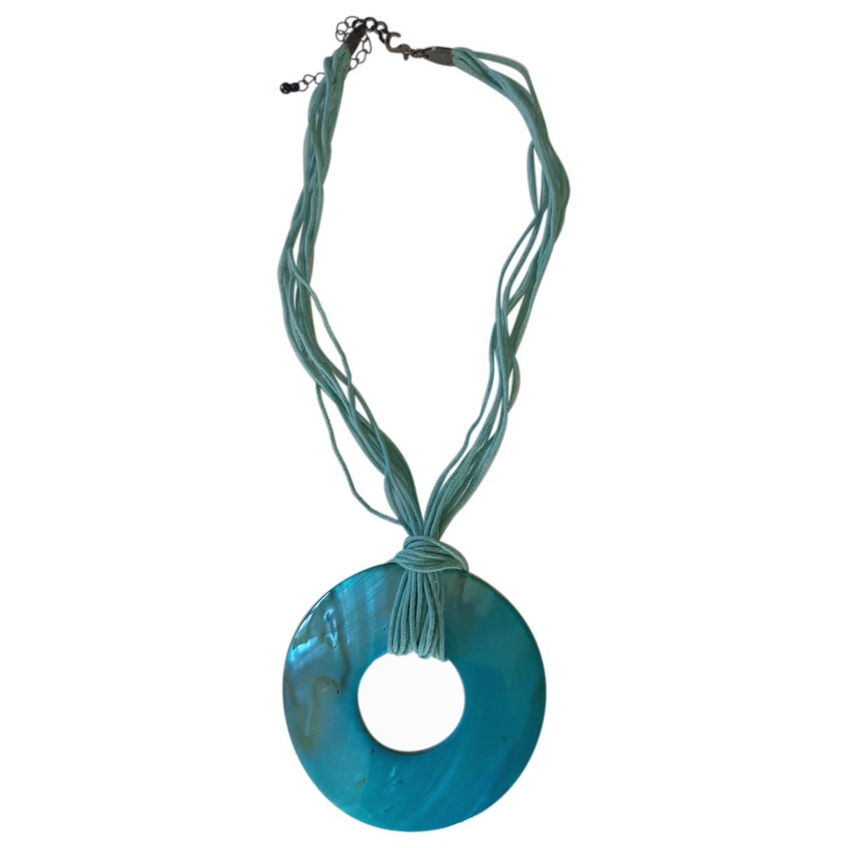 Collar Turquoises de Lona Non Signe / Unsigned