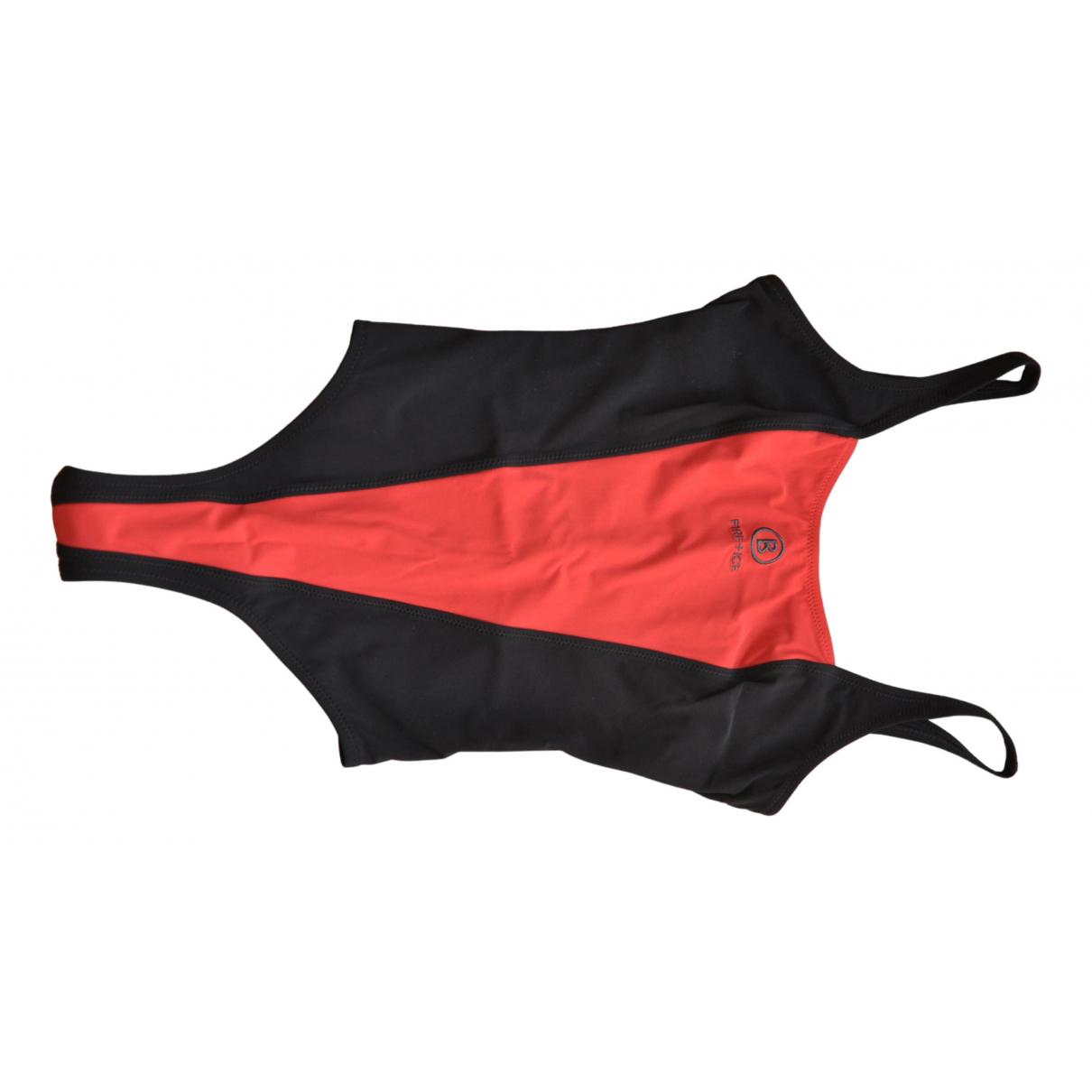Bogner \N Badeanzug in  Schwarz Synthetik