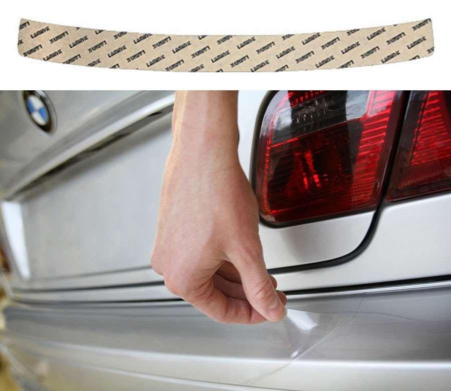 BMW X1 13-15 Rear Bumper Guard Lamin-X B1241