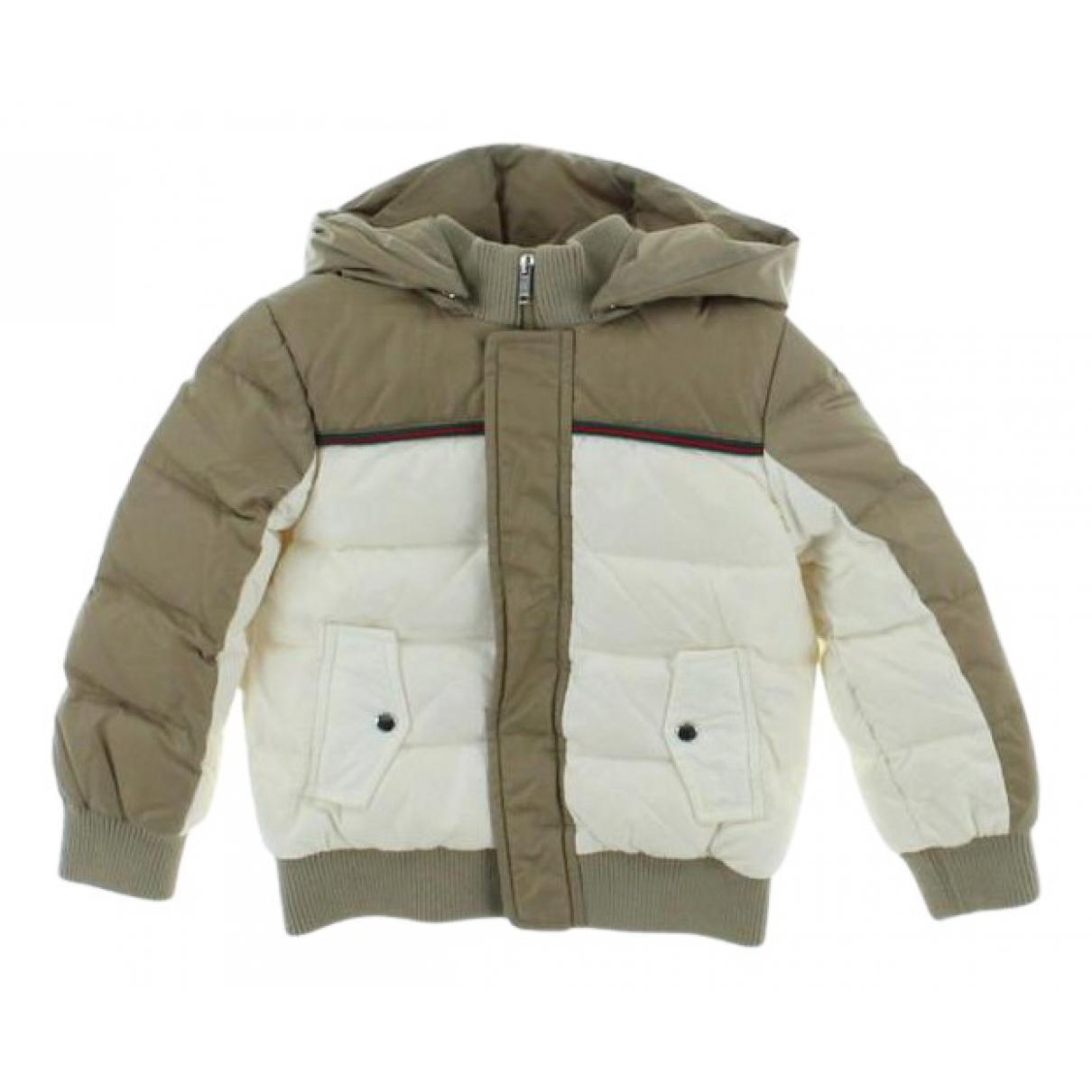Gucci - Manteau   pour femme - blanc