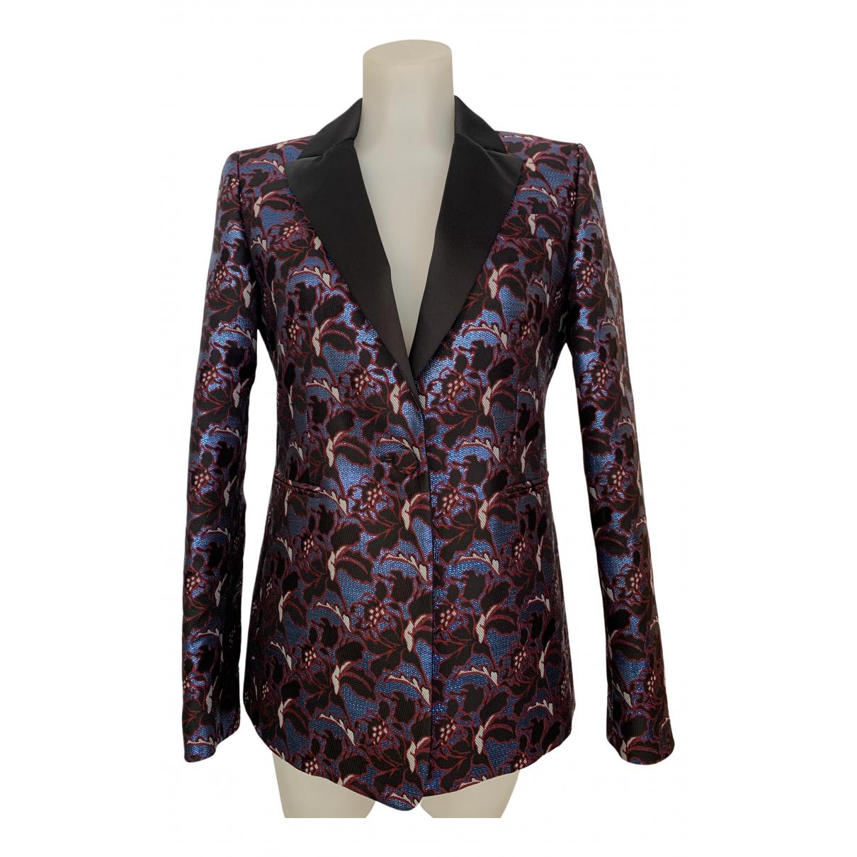 Msgm N Multicolour jacket for Women 42 IT