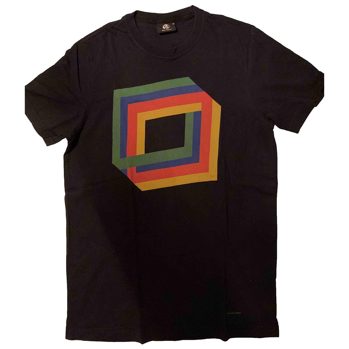 Paul Smith \N T-Shirts in  Schwarz Baumwolle