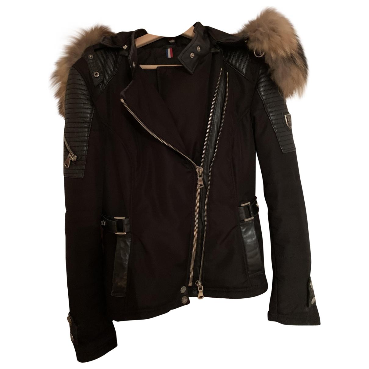 Horpist \N Black coat for Women 36 FR