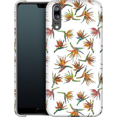 Huawei P20 Smartphone Huelle - Paradise Flower Pattern von Kaitlyn Parker