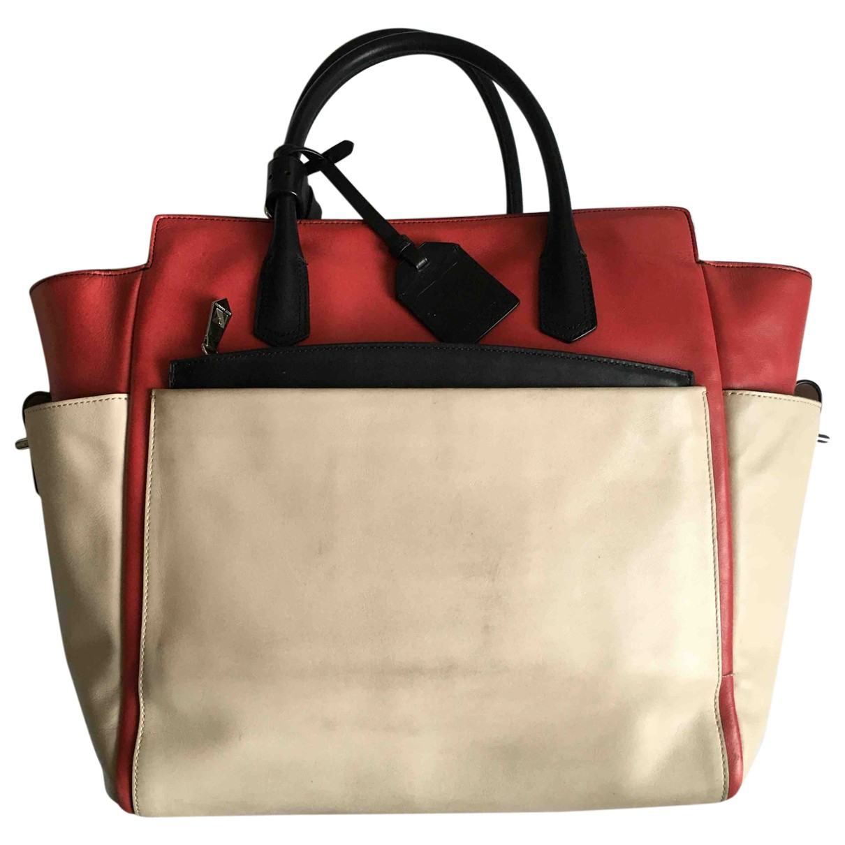 Reed Krakoff \N Handtasche in  Bunt Leder