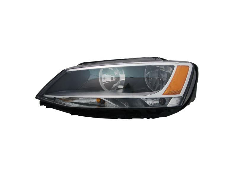 TYC Regular Headlight Volkswagen Jetta 2011-2016
