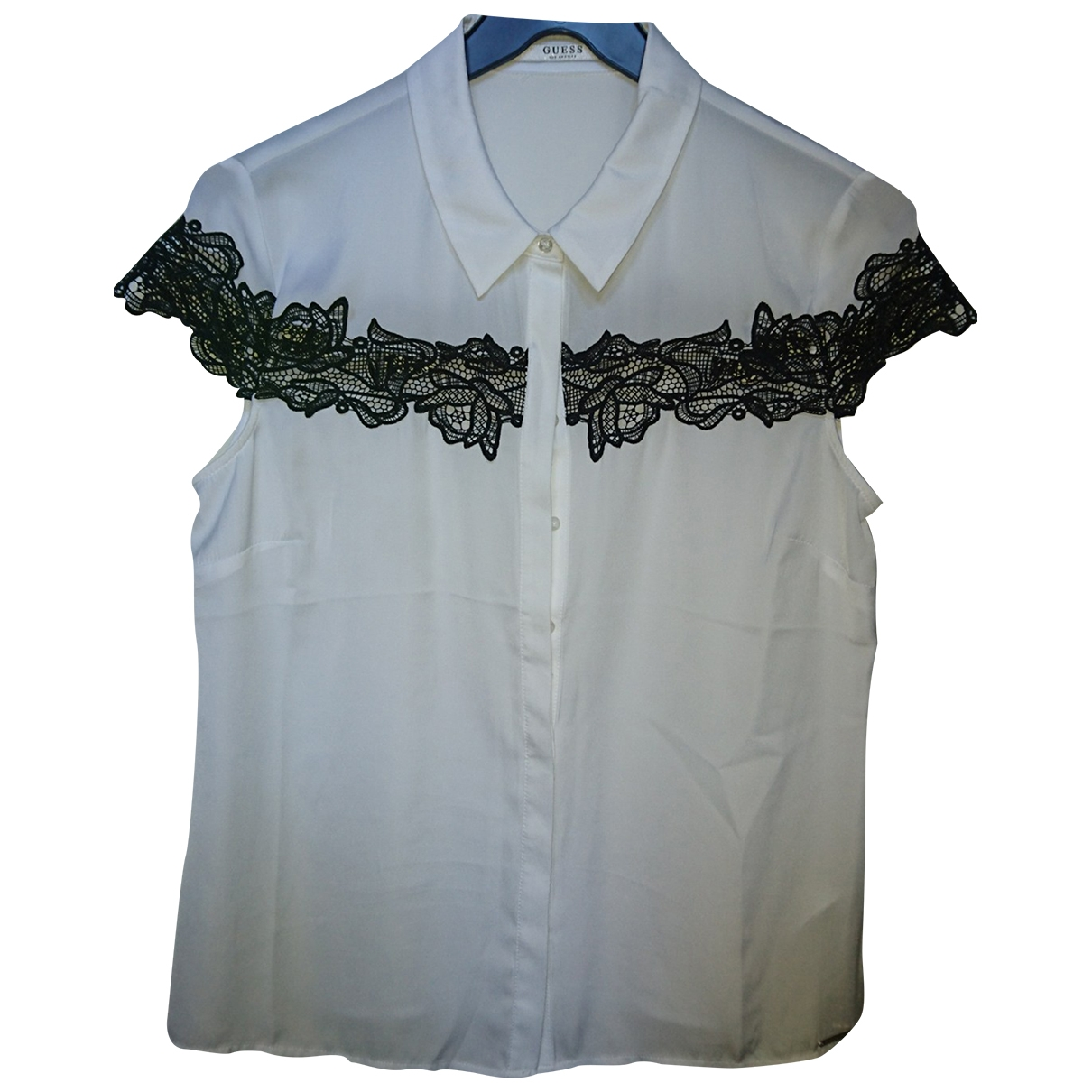 Guess \N White  top for Women S International