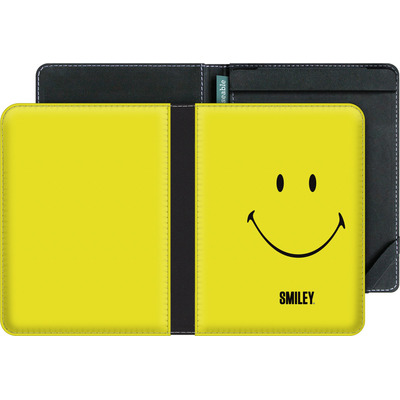 tolino vision 4 HD eBook Reader Huelle - Smiley All Over von Smiley®