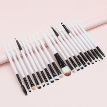 20pcs Eye Makeup Brush