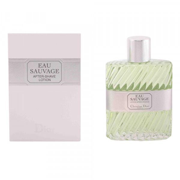 Eau Sauvage - Christian Dior Locion aftershave 200 ML