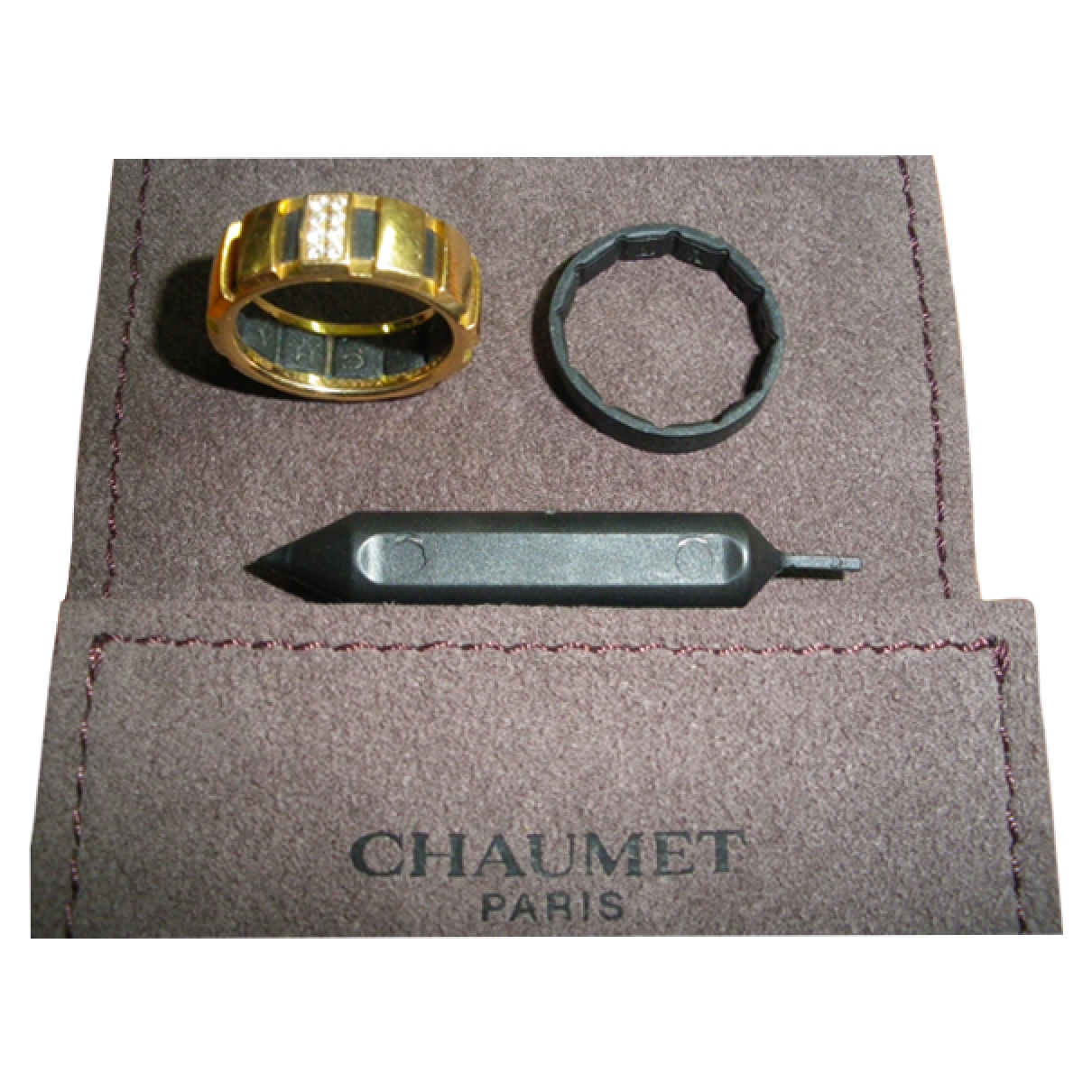 Chaumet \N Ring in  Gold Gold