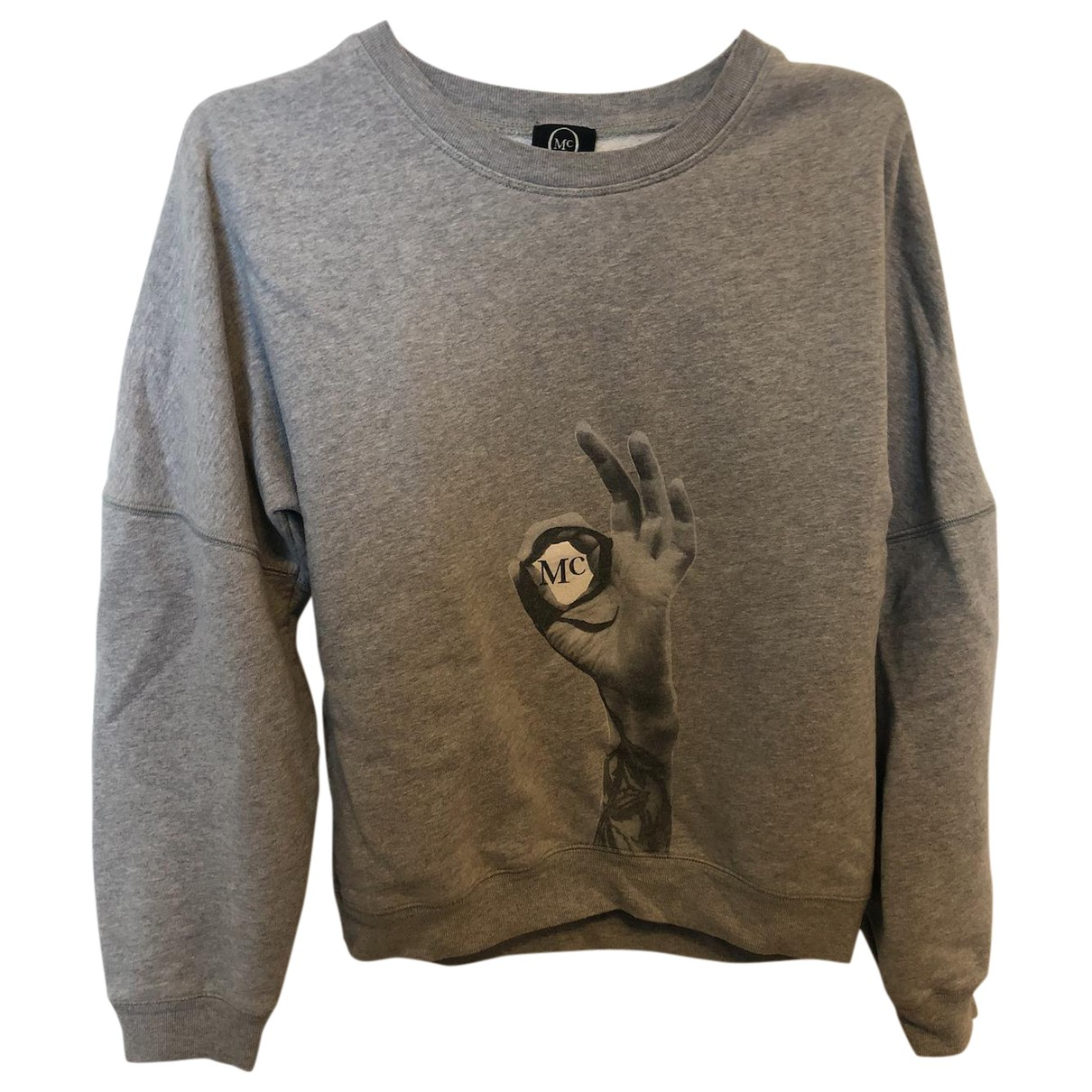 Alexander Mcqueen \N Grey Cotton Knitwear for Women S International